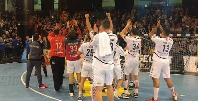EHF Champions League: Vardar gewinnt gegen Flensburg