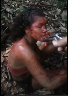 vazada net - Traficantes torturam e matam mulher- traficantes corta cabelo de moças - trafico de drogas - troca de tiros com traficantes - vazadanet -caiu na net