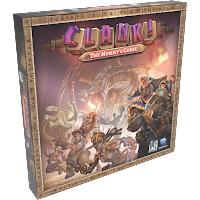 Clank! The Mummy's Curse Renegade Game Studios Box Art