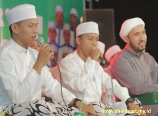 Download Kumpulan Sholawat Az Zahir Pekalongan Full Album (55 Sholawat)