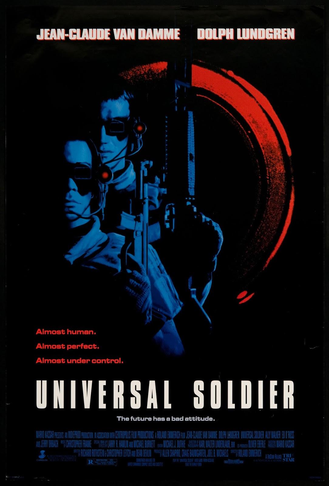Universal Soldier 1992
