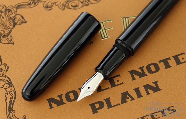 Wancher 'The Dream Pen' Urushi fountain pen review