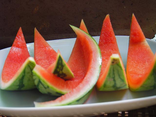 Watermelon Peel