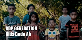 Download Lagu RDP Generation - Kids Bodo Ah Mp3 (Rapper Cilik Kota Soe)