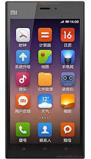 Xiaomi Mi 3 - Harga dan Spesifikasi Lengkap