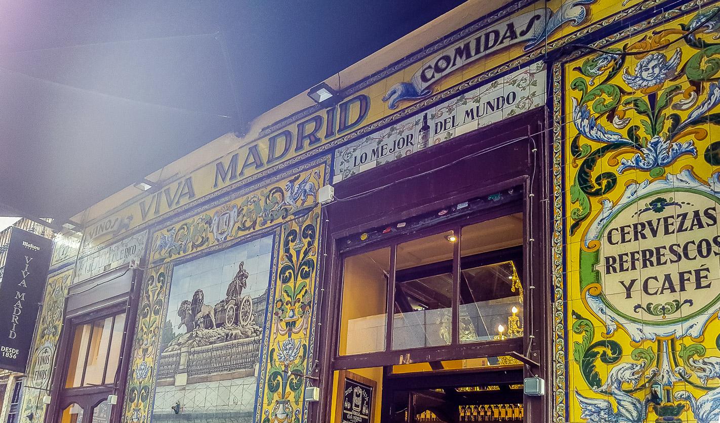 Viva Madrid (Madrid, Spain)