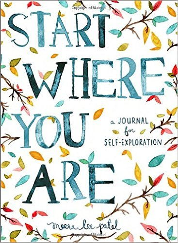 books, journals, inspiration, motivation, self-help, self-care, love yourself, Meera Lee Patel
