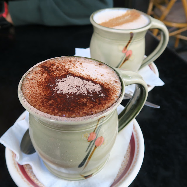 chai latte, coffee, larder section, Melbourne, Australia