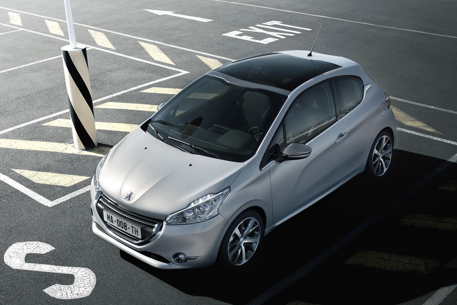 Peugeot 208 Ice Velvet Limited Edition Carsfresh