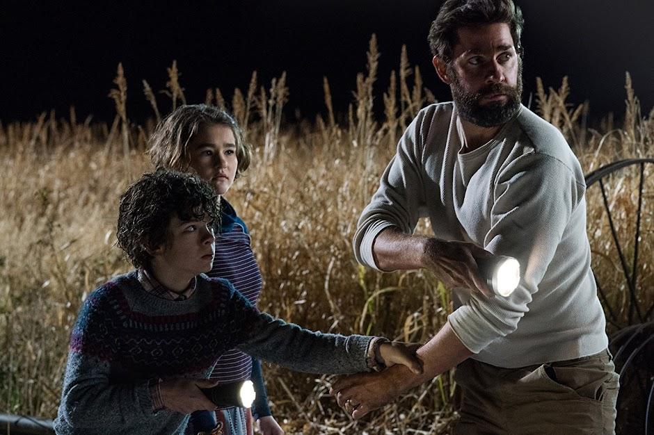 """Trailer final de """"Um Lugar Silencioso"""" apresenta um vislumbre sob a criatura"""