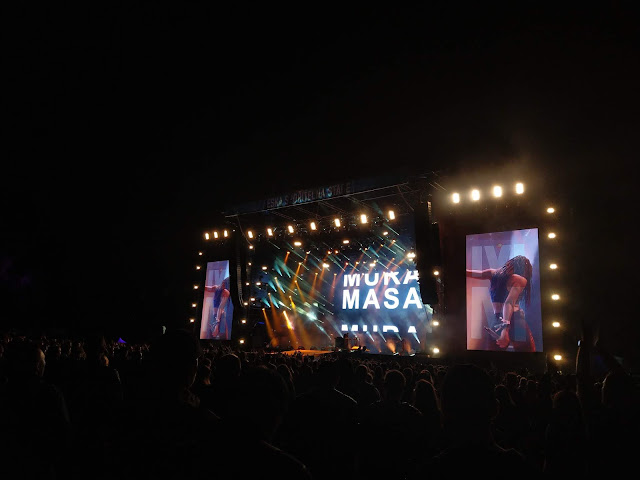 Mura Masa, Colours Of Ostrava 2018