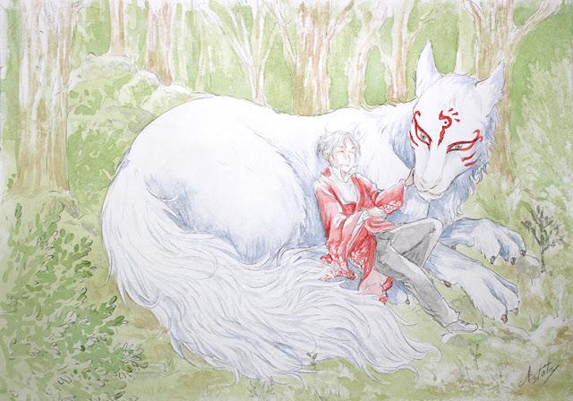 Natusme et Madara, du pacte des Yôkai