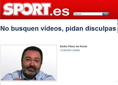 Messi insulta al banquillo del Real Madrid y Sport hace esto