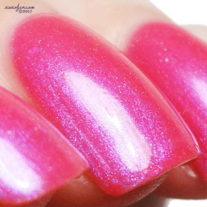 xoxoJen's swatch of Blush Teeny Weeny Pink Bikini