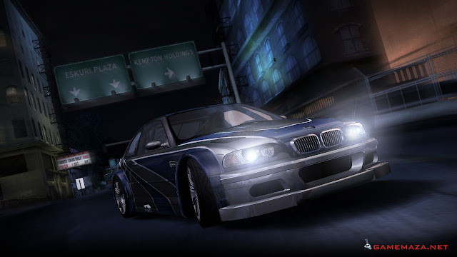 NFS Carbon Gameplay Screenshot 1