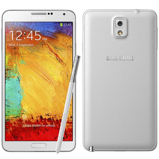 Techno: List code model Samsung Galaxy Note 3
