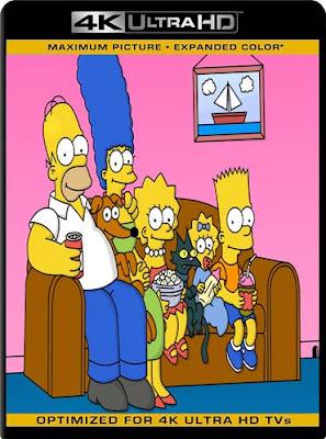 Los Simpsons Temporada 14K UHD [HDR] Latino [GoogleDrive] DizonHD