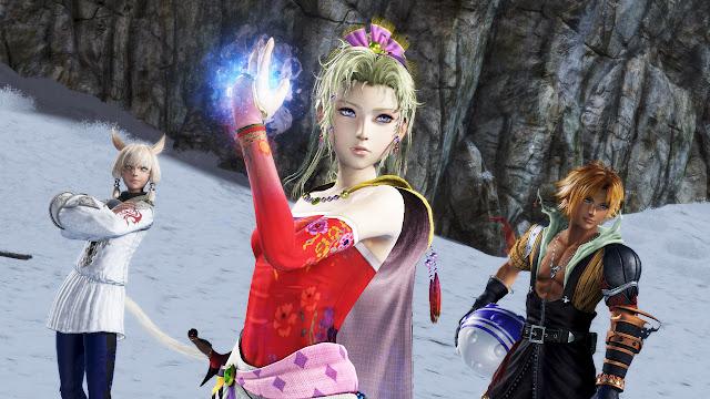 Dissidia Final Fantasy NT Will Make Its Way to PS 4