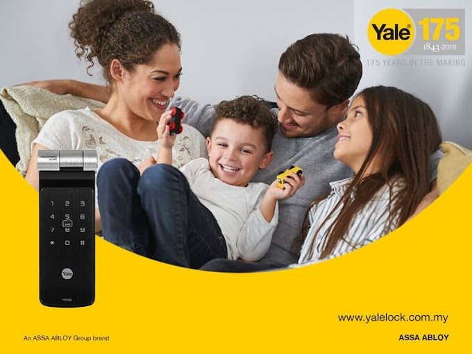 Yale Celebrates Over 175 Years of Heritage With Reliable Solutions That are Relevant to Today's Market Needs
