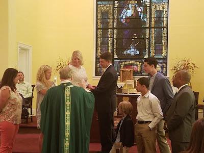 st elizabeth catholic church blog renewal of marriage vows bible