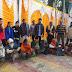 मध्यक्षेत्रीय ब्राह्मण सभा ने कड़कड़ाती सर्दी में जरूरतमंदों को बांटे कम्बल