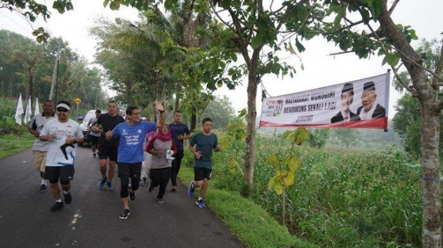 BPN: Sandi Diteriaki Pro Jokowi karena Prabowo Berpotensi Menang di Wonogiri