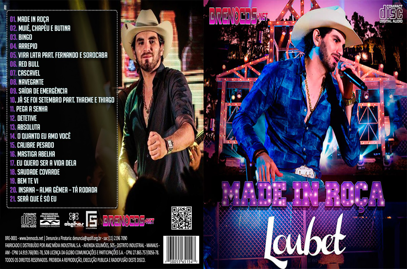Download Loubet Made in Roça DVDRip + DVD-R Download Loubet Made in Roça DVDRip + DVD-R xxLoubet Made In Ro 25C3 25A7a Ao Vivo 2016