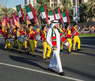 صور احتفالات اليوم الوطنى الإماراتي 2018 تهنئة عيد الاتحاد 47