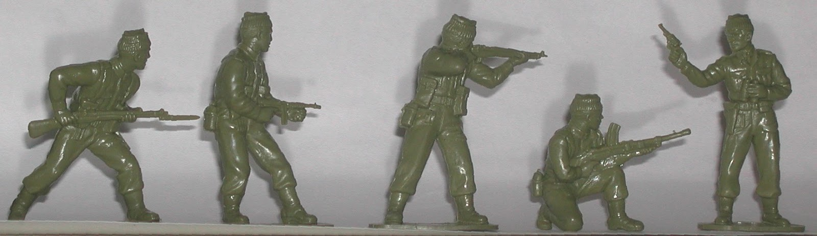 MADE ENGLAND LIMITED AIRFIX 1//72 LOT SERIE TOY SOLDIERS  WORLD WAR II