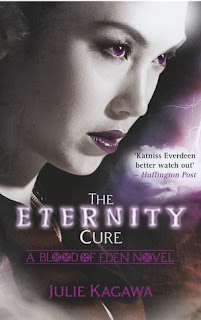 The Eternity Cure by Julie Kagawa cover