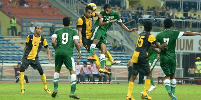 Arab Saudi vs Malaysia : Kelayakan Piala Dunia Zon Asia