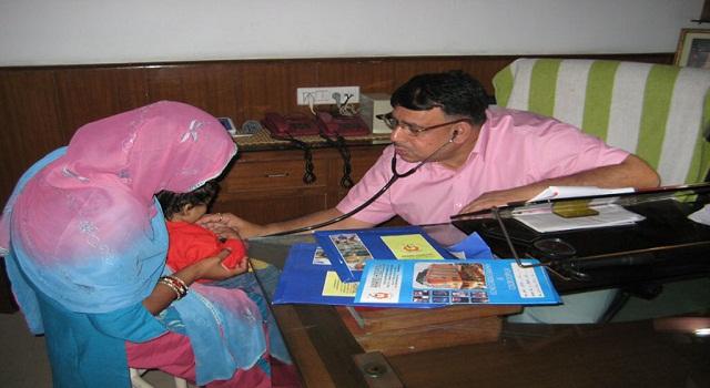 Dr.Rajendra Singh Best Homeopetic Doctor Meerut