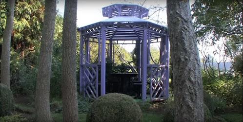 Cenador en Madoo Garden