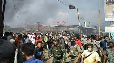 lokalisasi Dadap Tangerang Banten rusuh