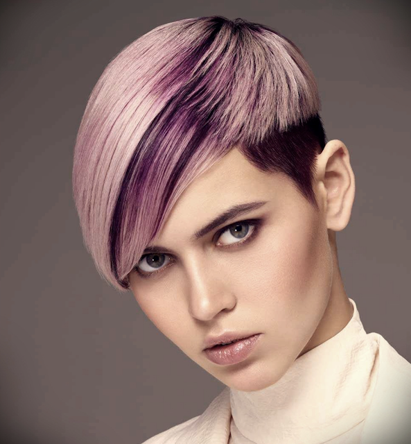 2019 hair color trends asian