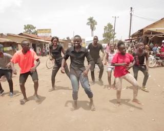 Ces Africains ont la danse dans le sang