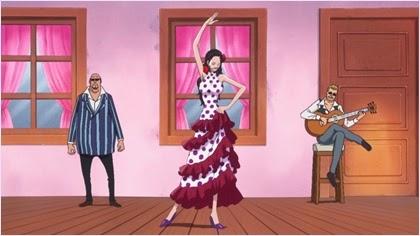 สาวนักเต้นไวโอเล็ท