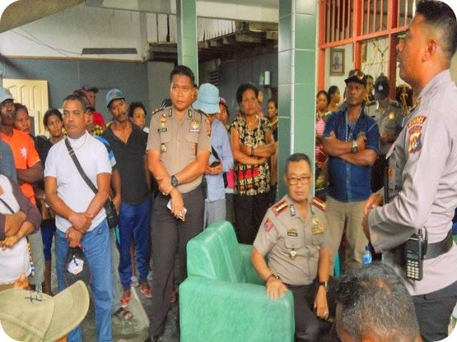 Keluarga Akui Thomas Talubun Tidak Miliki Masalah dengan Warga Amungme di Irigasi