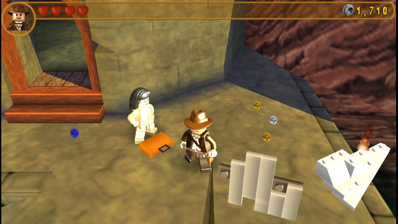 √ Download Game Lego Indiana Jones Ppsspp Cso | LEGO