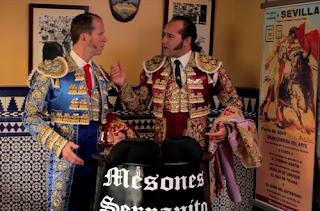 """Spot """"Mesones el Serranito"""", Cortometraje """"NO NI NA"""""""