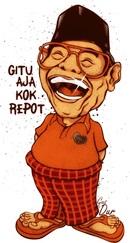 Gus Dur Suka Bercanda :D