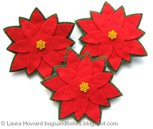 http://bugsandfishes.blogspot.co.uk/2014/11/how-to-felt-poinsettia-brooches.html