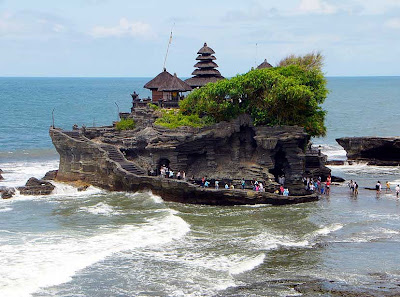 Tanah Lot best place of Bali