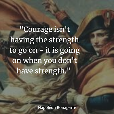 Top Napoleon Bonaparte inspiring quotes