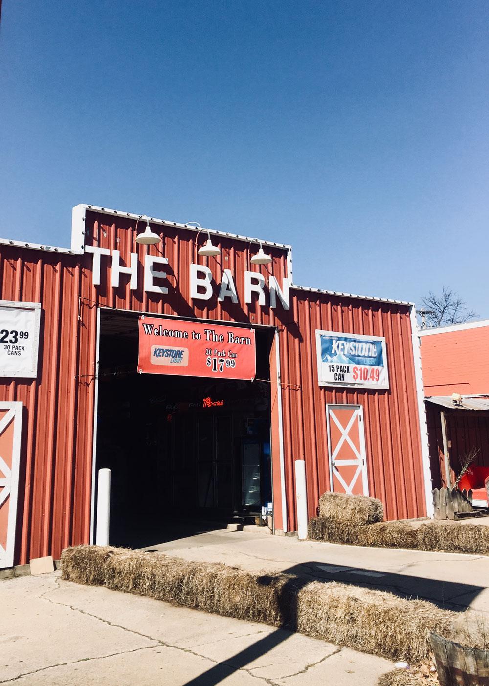 the barn in stillwater oklahoma