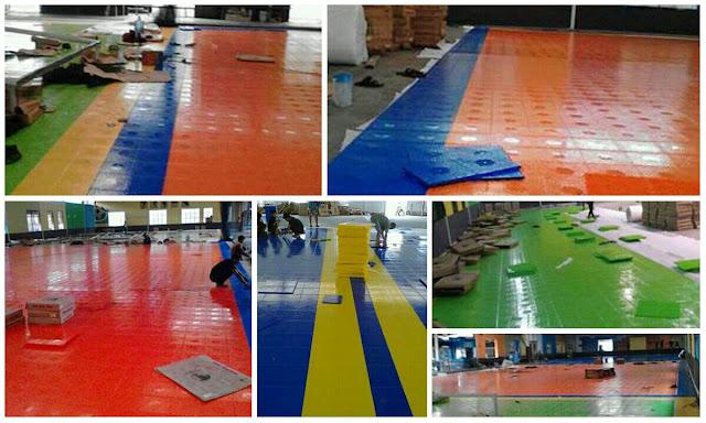 Lantai Futsal Yang Murah, Jual Lantai Futsal Murah, Lantai Lapangan Futsal Murah