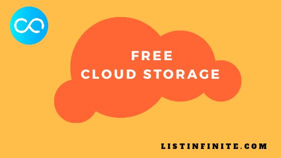 Top 3 Best Free Cloud Storage | Online storage solution in 2019