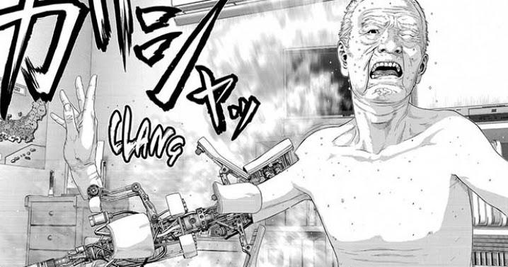 El Bloc: Last Hero Inuyashiki