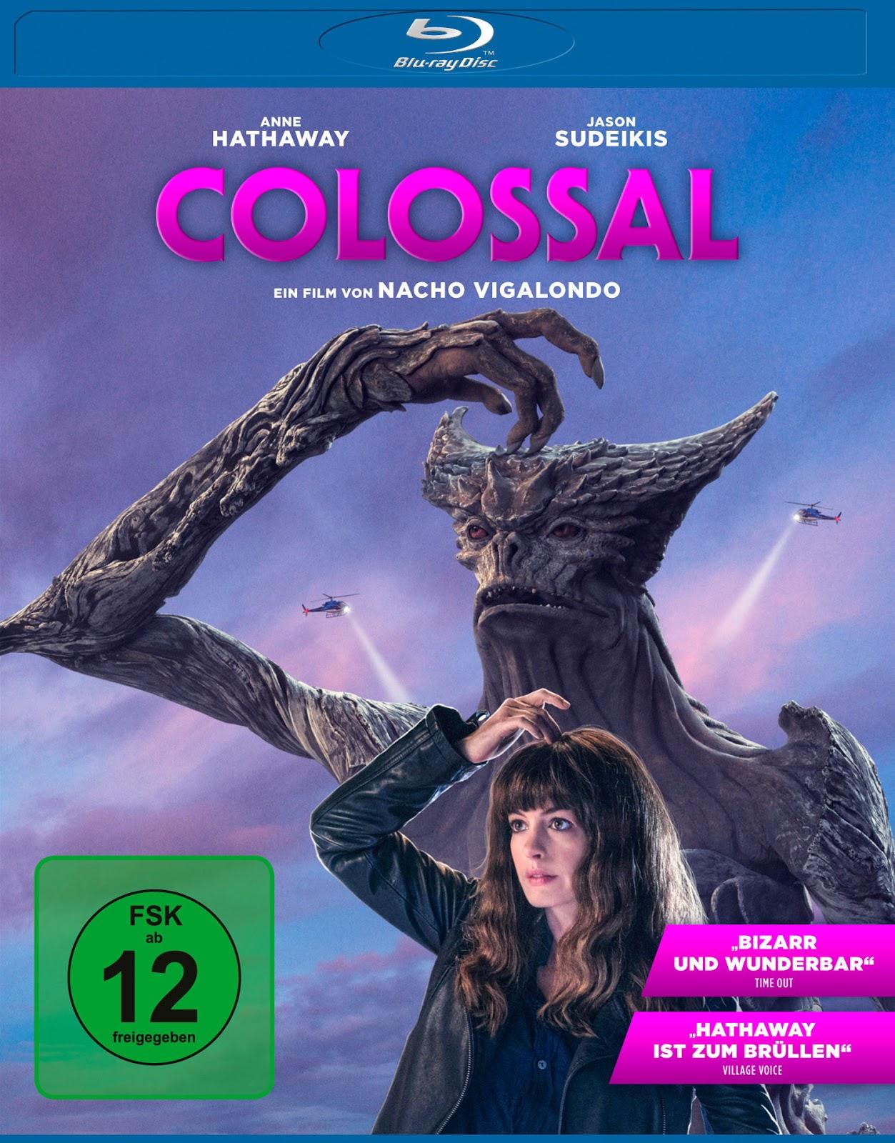 Colossal (Filmkritik) | Die Seilerseite.