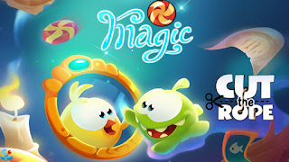 cut the rope magic apk